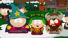 the target market will like south park because, its south park