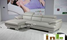 Thiết kế mẫu ghế salon đầu bậc màu xám, sofa góc đẹp
