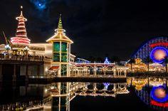 Disney's California Adventure ~ Paradise Pier   Flickr - Photo Sharing!