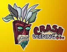 "Check out new work on my @Behance portfolio: ""Aku Aku. Crash Loading"" http://be.net/gallery/40914921/Aku-Aku-Crash-Loading"