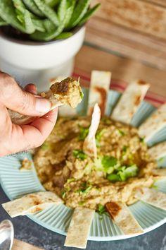 A vendégek imádni fogják: padlizsán dip Dips, Tacos, Ethnic Recipes, Street, Kitchen, Food, Sauces, Cooking, Kitchens