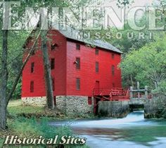 Eminence MO - Alley Springs