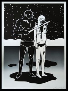 Cleon Peterson End of Days