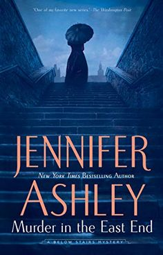 This Chick Read: Murder in the East End (Kat Holloway #4) by Jennifer Ashley