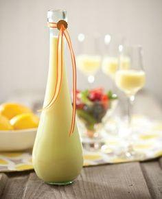 crema di limoncello bimby
