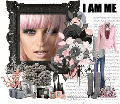 """""""I Am Me"""" by shellyontour on Polyvore"""