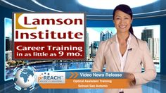 Optical Assistant Training School San Antonio  http://www.prreach.com/optical-assistan…hool-san-antonio/