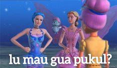 Stupid Memes, Funny Memes, Cartoon Jokes, Barbie Life, One Direction Memes, Exo Memes, Funny Stickers, Good Jokes, Disney Memes