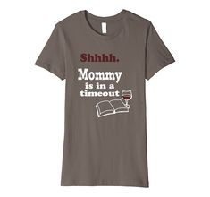 e643e7966 Amazon.com: Women's Women's Mommy comfort timeout Mother's Day T-Shirt:  Clothing