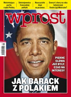 Wprost magazine cover