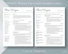 Getting Help Writing Stellar Resumes Using Good Resume Examples Student Resume Template, Modern Resume Template, Creative Resume Templates, Resume Help, Job Resume, Best Resume, Customer Service Resume, Sales Resume