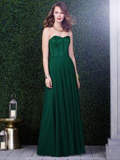 Dessy 2922 Bridesmaid Dress | Weddington Way
