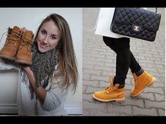 Type Development - Timberland Boots - Ladies's Premium 6' Workboot - MakUp Fashion Women