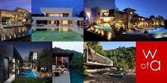 33 Modern Houses With Pools