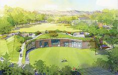 Highland Hall Waldorf School, Northridge California, Harley Ellis Deveraux, Architects