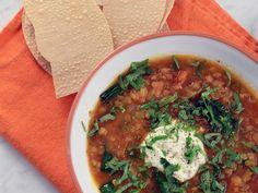 Indisk linssoppa med garam masala | Recept från Köket.se