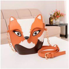 ff3b43db9dc 2015 Fox Satchel Shoulder Bag Cute Girls Handbag Messenger Cross Body Bags  #Unbranded #ShoulderBag
