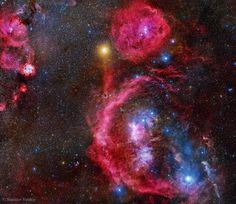 A 212 Hour Exposure of Orion  via NASA http://ift.tt/1YplPWR