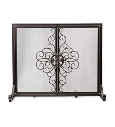 Darlington Fireplace Screen with Doors