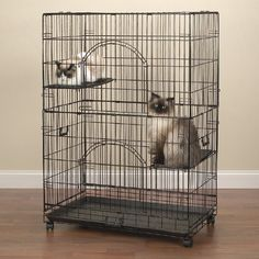 Found it at Wayfair - Easy Cat Crate