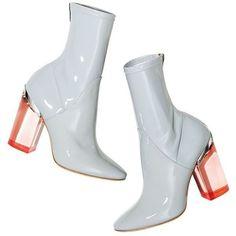 ブーツ ❤ liked on Polyvore featuring shoes