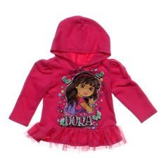 Dora Hoodie