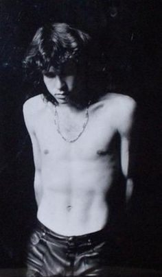 riders on the storm…Jim Morrison