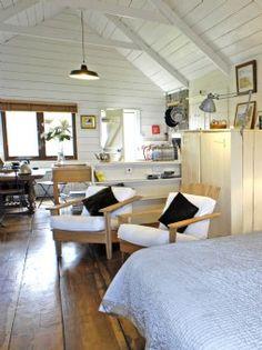 Self-catering Beach Hut in Cornwall