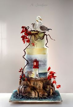 A Lighthouse Weddingkl
