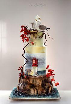A Lighthouse Wedding