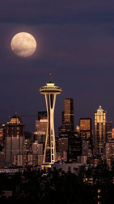 Sonho... Seattle