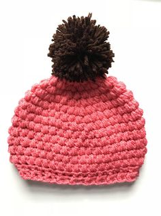 Puffy Stitch Handmade Hats! Perfect for Winter! Whether your dressing up an  outfit or 2085d19588f3