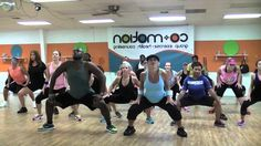 Zumba: Take Back The Night, by Justin Timberlake - Choreography by Lauren Fitz (Cool Down)