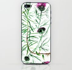 This illustration was created for the love of strong, sharp petals, immortal flowers. Thistles in vivid colors catch the eye with their all over entanglement. Thistles, Home Deco, Vivid Colors, Strong, Eye, Create, Illustration, Flowers, Products