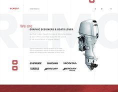"""Check out new work on my @Behance portfolio: """"REMOOF webdesign"""" http://be.net/gallery/53173365/REMOOF-webdesign"""