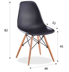 35 Meilleur Chaise Dsw Transparente Idees Astucieuses Chaise Dsw Chaise Dsw Blanche Chaise Dsw Bleu Chaise Dsw Char Eames Dining Chair Eames Dsw Chair Eames Dining