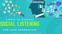 Lower Acquisition Costs for Leads Use Social Listening to Increase Organic Leads Traditional Approach to Lead Generation It is a process to When You Can, Artificial Intelligence, Lead Generation, Things To Come, Social Media, Weapon, Traditional, Social Networks, Weapons