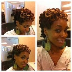 prom hair styles on top updo for locs all locs 4233