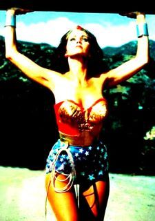 Used to love watching Wonder Woman!