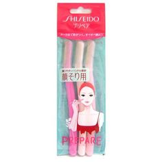 FT Shiseido Facial Razor 3pcs(L) FT Shiseido http://www.amazon.com/dp/B005CIWEJU/ref=cm_sw_r_pi_dp_MhgOub0XW02KD