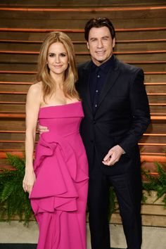 John Travolta and Kelly Preston. Married since 1991 Hollywood Couples, Hollywood Wedding, Hollywood Actor, Celebrity Couples, Celebrity Weddings, Celebrity Style, Famous Couples, Couples In Love, Adorable Couples