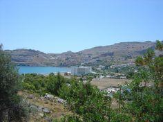 Vlicha Beach, near Lindos, Rhodes - Greece