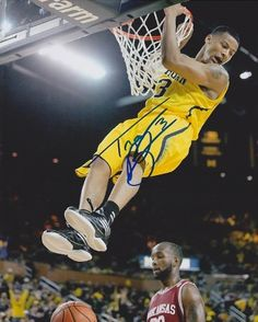 AAA Sports Memorabilia LLC - Trey Burke Autographed Michigan Wolverines 8x10 UM Photo - Utah Jazz Top Draft Pick, $74.95 (http://www.aaasportsmemorabilia.com/collegiate/trey-burke-autographed-michigan-wolverines-8x10-um-photo-utah-jazz-top-draft-pick/)