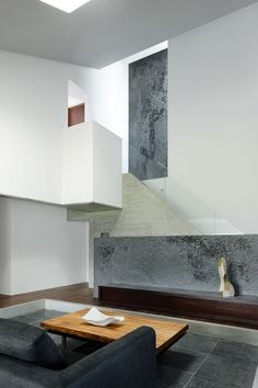 ♂ Modern minimalist design Living Room Interior Design By Kouichi Kimura Architects