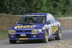 1993 Subaru Impreza 555