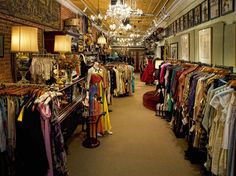 New York Vintage | New York - New York Vintage's Chelsea showroom is stocked with hand-selected vintage pieces.