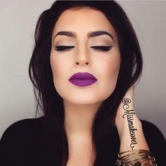 hermosos color de #labios