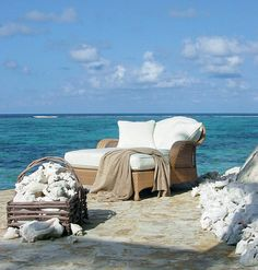 I have this piece....it is extremely comfortable!!  Oscar de La Renta  @ Century Furniture