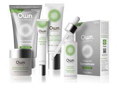 Own: Complete Own Skin Regiment, All Natural Skin Care Products