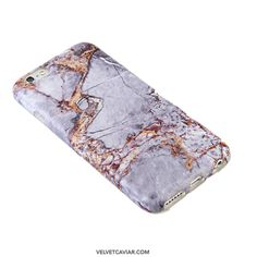 Protective gray& goldmarble look phone case for an elegant clean look. Full Protection:Comes with full 360 degree bumper protection with access to all p